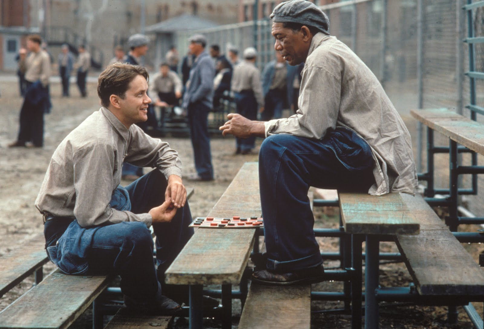 an introduction to the analysis of the film shawshank redemption